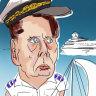 Star's sea change to lure luxury tourists