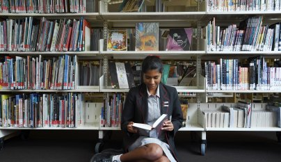 'Sense of urgency': One school's bold plan to get teenagers reading