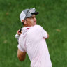 Todd scores 61 to lead Travelers Championship, Day returns negative test