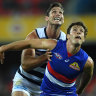 McKenna floats possible AFL return in future, as Dons deal for Dunkley