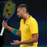 Nick Kyrgios implodes as Australia's ATP Cup hopes fade