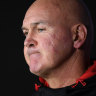 McGregor survives: Dragons opt against sacking coach at board meeting