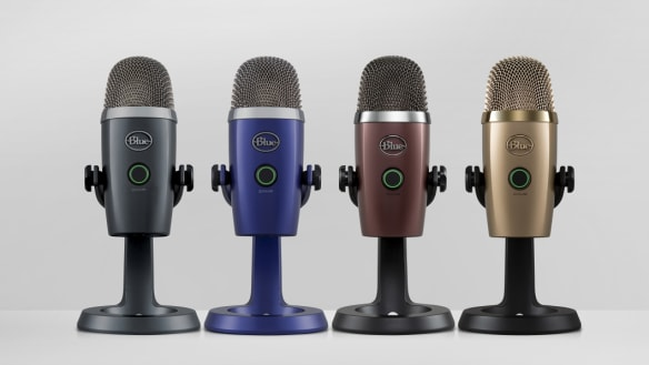 Blue Yeti Nano review: a quality podcasting mic you can take with you