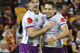 Controversial try helps Storm roll past Broncos