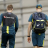 From ashes to Ashes: Bancroft and Smith together again
