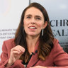 Ardern tells world leaders: study social media algorithms to fight hate