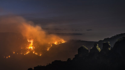 Environmental outlook for Blue Mountains downgraded due to fires, dam wall plans