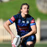 'She thought I was a cheerleader': Women's Origin stars now making their own name