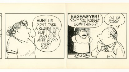 Three 'lost' Charles Schulz strips have been unearthed