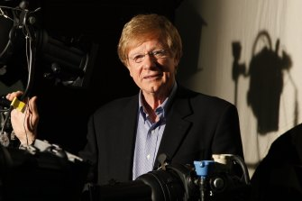 Kerry O'Brien appeared on Q&A.