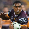 Dragons risk getting 'Pangaid' by the Broncos