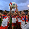 From the Archives, 2012: Swans have the Goodes in GF win over Hawks
