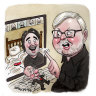 CBD Melbourne: TikTok fame? Rudd has it covered