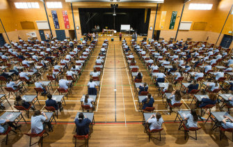 HSC trials are an important dress rehearsal for the main exams