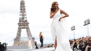 Paris Fashion Week went ahead earlier this month.