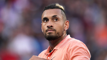 Five months on from Cincinnati, Kyrgios' has his chance to come full circle