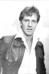 Anthony O'Grady rock columnist., 1979.