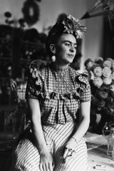Frida Kahlo, the Mexican artist known for her bold and vibrant  work, is an inspiration to Camilla.
