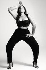 Boss Lady: Jessica Mauboy.