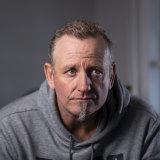 Ex-AFL footballer John Barnes is running on Tony White's ticket to challenge the ASU leadership