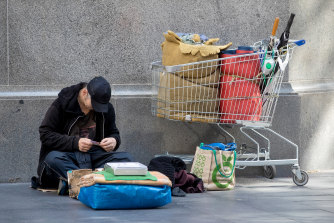 The budget continues rather than boosts support for homelessness, social housing, and renters.