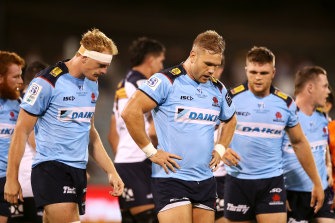 The Waratahs have spent less than the allotted salary cap in 2021.