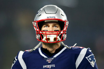 Patriots quarterback Tom Brady says he has more to prove.