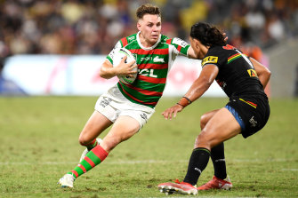 The Panthers were wary of Wayne Bennett leaving out rookie Blake Taaffe at the 11th hour.