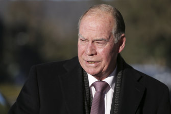 Liberal MP Russell Broadbent says he is uncomfortable with the idea of a vaccine passport.