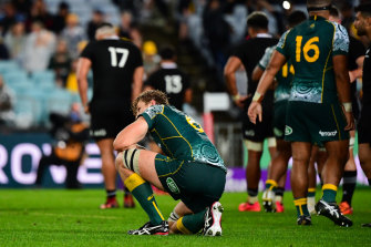 The first Bledisloe Test of 2021 is less than a month away.