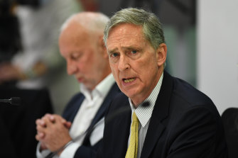 Professor Dan Howard has criticised the NSW government over its inaction on his recommendations from the ice inquiry.