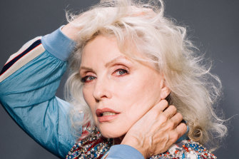 Debbie Harry, at 74, likens cosmetic surgery to a flu shot.