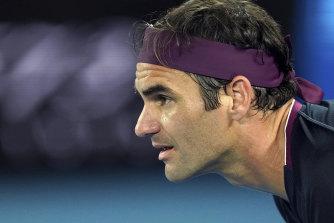 Roger Federer wants tennis to emerge from the coronavirus pandemic stronger.