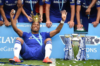 Former Chelsea star Didier Drogba will be playing in Sydney in October.