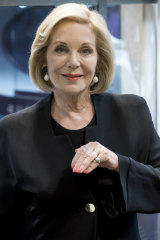 Ita Buttrose was one of the few people at the network who flew business class on Channel Ten's dime.