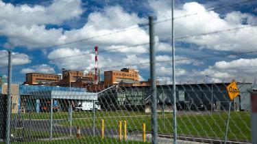 Gibson Island is an industrial hub.