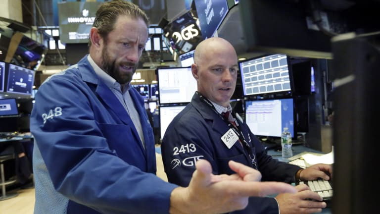 The mood on Wall Street brightened during Thursday's session.