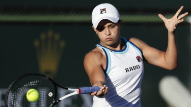 Ash Barty will just miss out on a top-10 ranking.