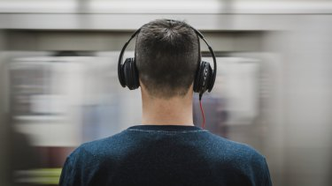 What? Say it again: headphones are doing what to our hearing?