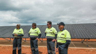 Western Australia's Horizon Power is seen at the leading light for Australia's microgrids.