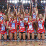Super Netball players to get 22 per cent pay increase thanks to new deal