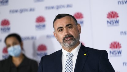John Barilaro surprises on right-to-die law for NSW