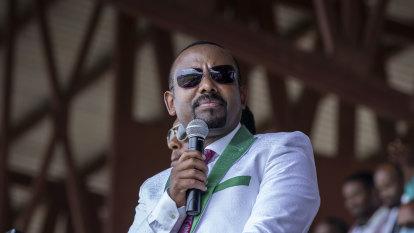 From Nobel peace hero to driver of war: Ethiopia's Pentecostal leader