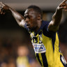 Up to speed: Usain Bolt says he's ready for the A-League