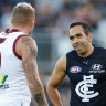 Betts and Martin shine but Blues fall prey to Lions