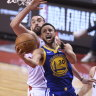 NBA Finals game two LIVE: Warriors level series 1-1 despite injuries