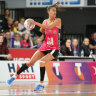 Maria Folau parts ways with Adelaide in Super Netball