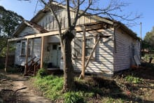 Not just the worst house on the best street - this one at 13 Lithgow Street, in Melbourne's Glen Iris was unliveable.