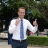 This is the man who thinks he can take on Graham Quirk, and win
