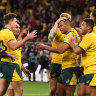Unchanged: Last week's victorious Wallabies given chance to claim Bledisloe